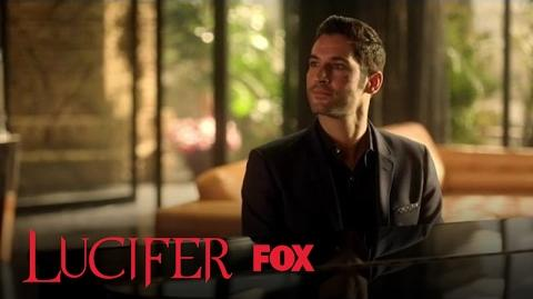 Chloe Finds Out About Lucifer's Stepmom Season 2 Ep. 17 LUCIFER