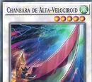 Chanbara de Alta-Velociroid