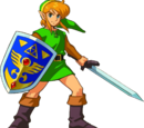 Personajes de The Legend of Zelda: A Link to the Past