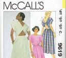 McCall's 9619 B
