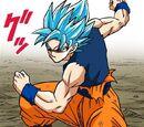 Super Saiyan Blue Completo