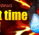 Major Update Hot Time Event Notice