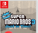 New Super Mario Bros 3: Just in Time!