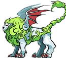 Monstruos basados en seres mitológicos