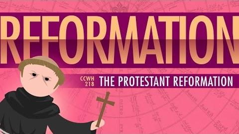 Luther and the Protestant Reformation Crash Course World History 218