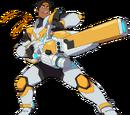 Hunk (Legendary Defender)