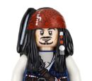 Pirates of the Caribbean Minifigures