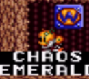 W. Chaos Emerald