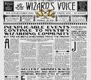 La Voix des sorciers