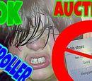 KID LOSES IT OVER BID TROLLER ON EBAY!!!