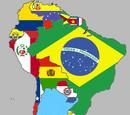 Jugadores de Sudamérica