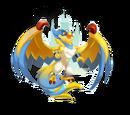 Noble Dragón Animosidad