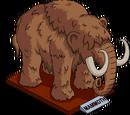 Mammoth Statue