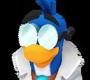 Gary, el Pingüino Artefacto (ICP)