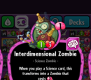 Interdimensional Zombie