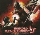 Images OST Resident Evil: The Mercenaries 3D