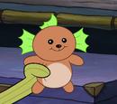 Teddy fish