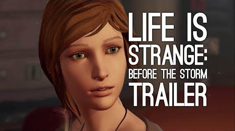 Life Is Strange Before The Storm Trailer - Life is Strange Prequel First Trailer at E3 2017