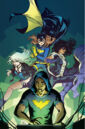 Batgirl and the Birds of Prey Vol 1 11 Textless Variant.jpg