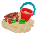 Crabe arénophile