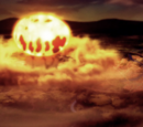Liberação de Calor: Bomba de Longa Destruição