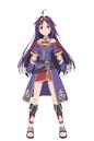 Yuuki Hollow Realization Character Design.png
