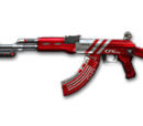 AK47-Knife-Dual Mag KFC