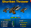 Shuriken Thrower Up1