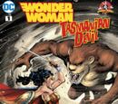 Wonder Woman/Tasmanian Devil Special Vol 1 1
