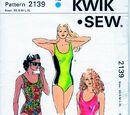 Kwik Sew 2139