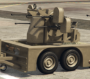 Anti-Aircraft Trailer