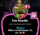Iron Boarder