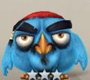 Синие птицы Angry Birds Evolution