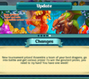 Game Updates Archive