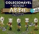 Abbie, a Alpaca é o colecionável de Novembro de 2014