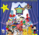Cartoon All Stars to the Rescue 2