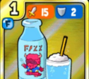 Blue Fizz Refresher