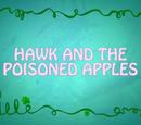 Hawk i zatrute jabłko