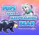 Pups Save a Sleepwalking Bear