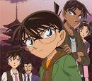 Detective Conan: El misterio del viaje a Nara ~Los viajeros Manyo~