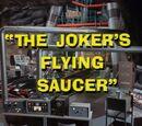 Batman (1966 TV Series) Episode: The Joker's Flying Saucer
