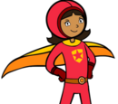 Becky BotsFord/WordGirl