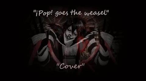 "Laughing Jack ""¡Pop!Goes the weasel""-(Cover) English."