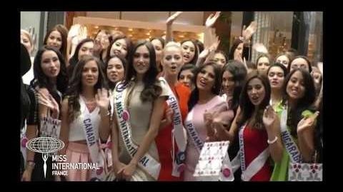 Miss International France images officielles du 56e concours