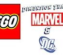 LEGO Dimension Traveler: Marvel and DC Comics