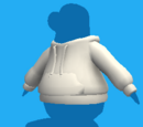 Sweat à capuche (L'Île de Club Penguin)