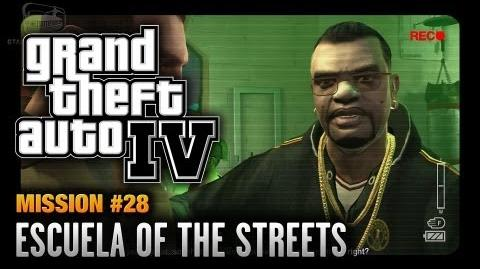 Escuela of the Streets