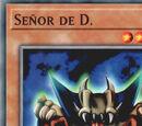 Señor de D.