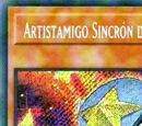 Artistamigo Sincrón de Ojos Anómalos