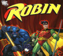 Robin: Days of Fire and Madness (Collected)